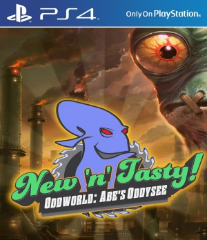 Copertina Oddworld: Abe's Oddysee New N' Tasty! - PS4