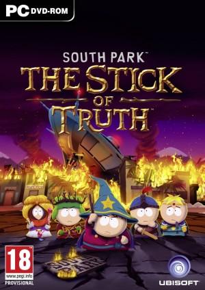 Copertina South Park: Il Bastone della Verità - PC