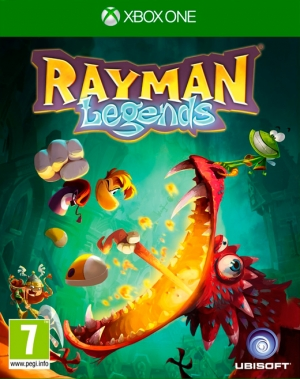 Copertina Rayman Legends - Xbox One