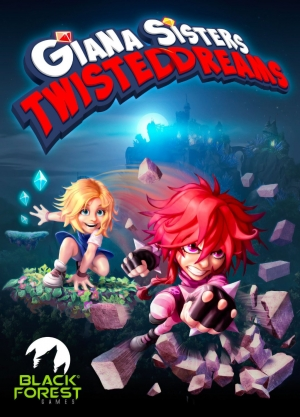 Copertina Giana Sisters: Twisted Dreams - PS3
