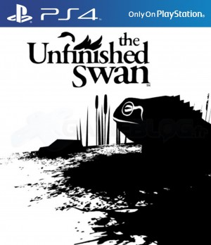 Copertina The Unfinished Swan - PS4