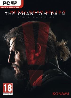 Copertina Metal Gear Solid V: The Phantom Pain - PC