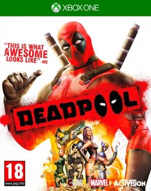 Copertina Deadpool - Xbox One
