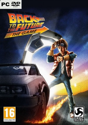 Copertina Back to the Future: The Game - PC
