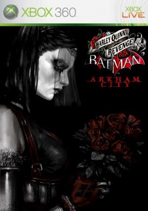 Copertina Batman Arkham City: La Vendetta di Harley Quinn - Xbox 360