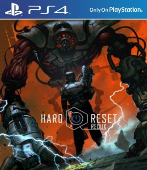 Copertina Hard Reset Redux - PS4