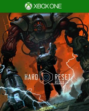Copertina Hard Reset Redux - Xbox One