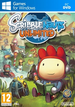 Copertina Scribblenauts Unlimited - PC