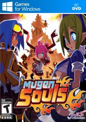 Copertina Mugen Souls - PC