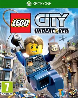 Copertina LEGO City Undercover - Xbox One
