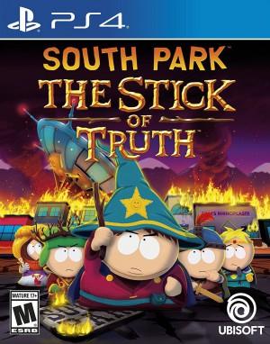 Copertina South Park: Il Bastone della Verità - PS4