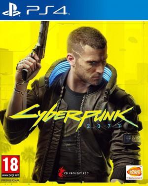 Copertina Cyberpunk 2077 - PS4