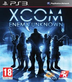 Copertina XCOM: Enemy Unknown - PS3