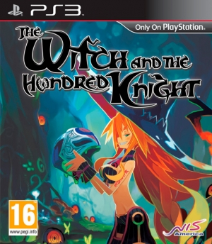 Copertina The Witch and The Hundred Knight - PS3