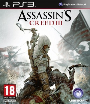 Copertina Assassin's Creed III - PS3