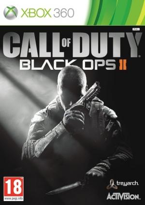 Copertina Call of Duty: Black Ops 2 - Xbox 360