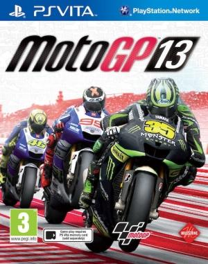 Copertina MotoGP 13 - PS Vita