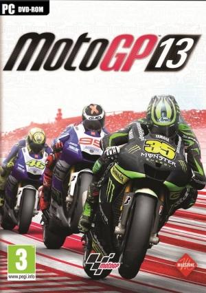 Copertina MotoGP 13 - PC