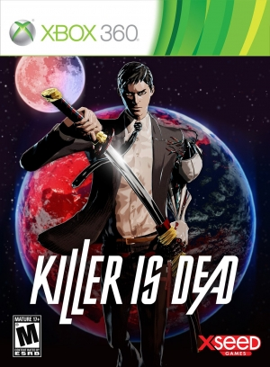 Copertina Killer is Dead - Xbox 360