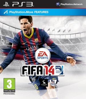 Copertina FIFA 14 - PS3