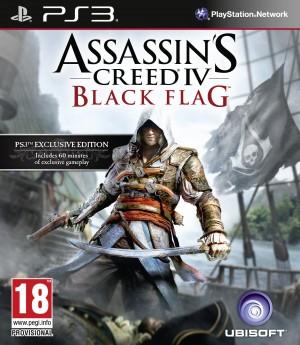 Copertina Assassin's Creed IV: Black Flag - PS3