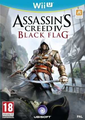 Copertina Assassin's Creed IV: Black Flag - Wii U