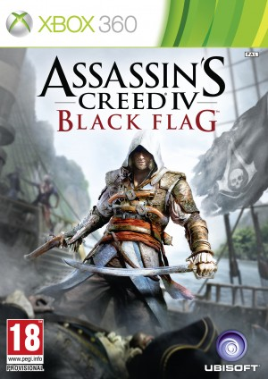 Copertina Assassin's Creed IV: Black Flag - Xbox 360