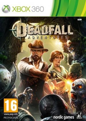 Copertina Deadfall Adventures - Xbox 360