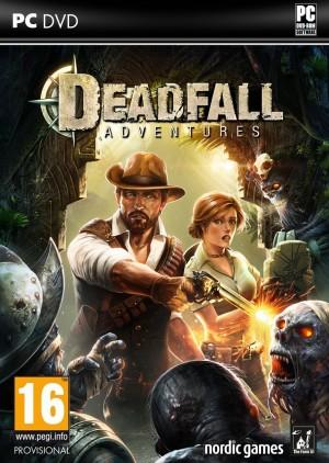 Copertina Deadfall Adventures - PC