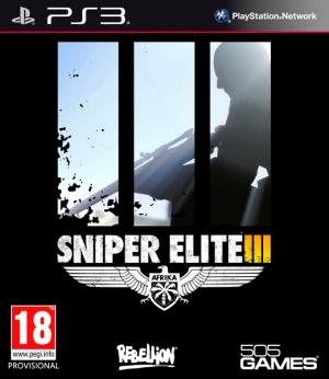 Copertina Sniper Elite 3 - PS3