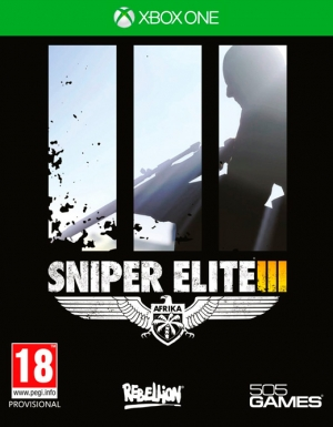 Copertina Sniper Elite 3 - Xbox One