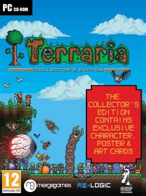 Copertina Terraria - PC