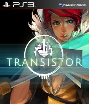 Copertina Transistor - PS3