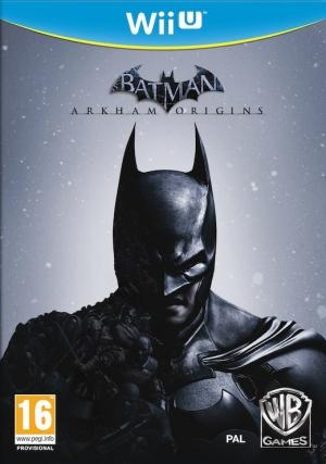 Copertina Batman: Arkham Origins - Wii U