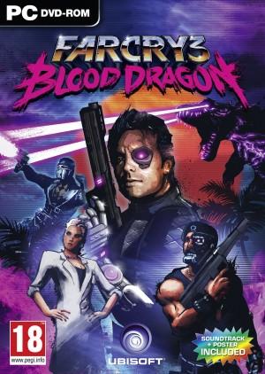 Copertina Far Cry 3 Blood Dragon - PC