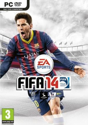 Copertina FIFA 14 - PC