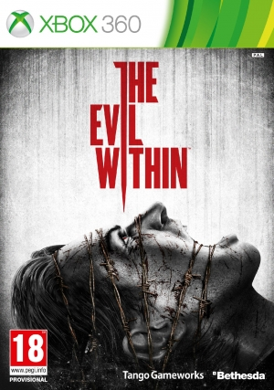 Copertina The Evil Within - Xbox 360