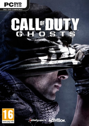 Copertina Call of Duty: Ghosts - PC