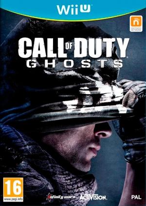 Copertina Call of Duty: Ghosts - Wii U