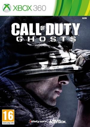 Copertina Call of Duty: Ghosts - Xbox 360