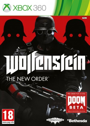 Copertina Wolfenstein: The New Order - Xbox 360