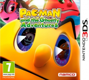 Copertina PAC-MAN e le Avventure Mostruose - 3DS