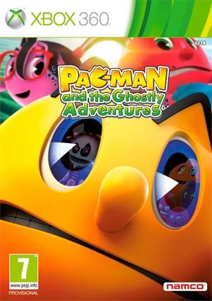 Copertina PAC-MAN e le Avventure Mostruose - Xbox 360