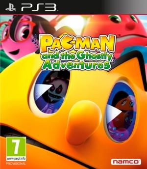 Copertina PAC-MAN e le Avventure Mostruose - PS3