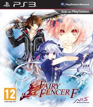 Copertina Fairy Fencer F - PS3