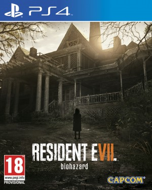 Copertina Resident Evil 7 - PS4
