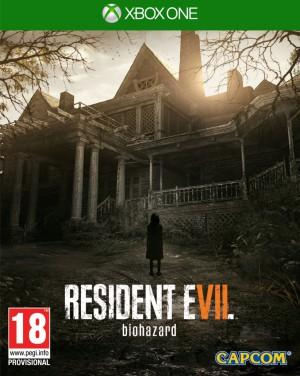 Copertina Resident Evil 7 - Xbox One