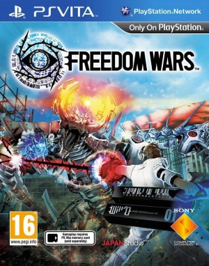 Copertina Freedom Wars - PS Vita