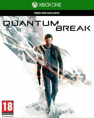 Copertina Quantum Break - Xbox One