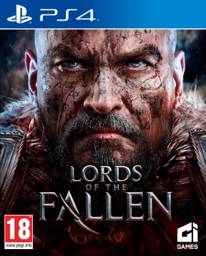 Copertina Lords of the Fallen - PS4